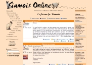 Site Siamois-Online